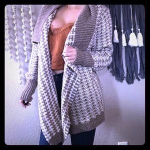 Apt 9 Checkered Cardigan 🎀💛